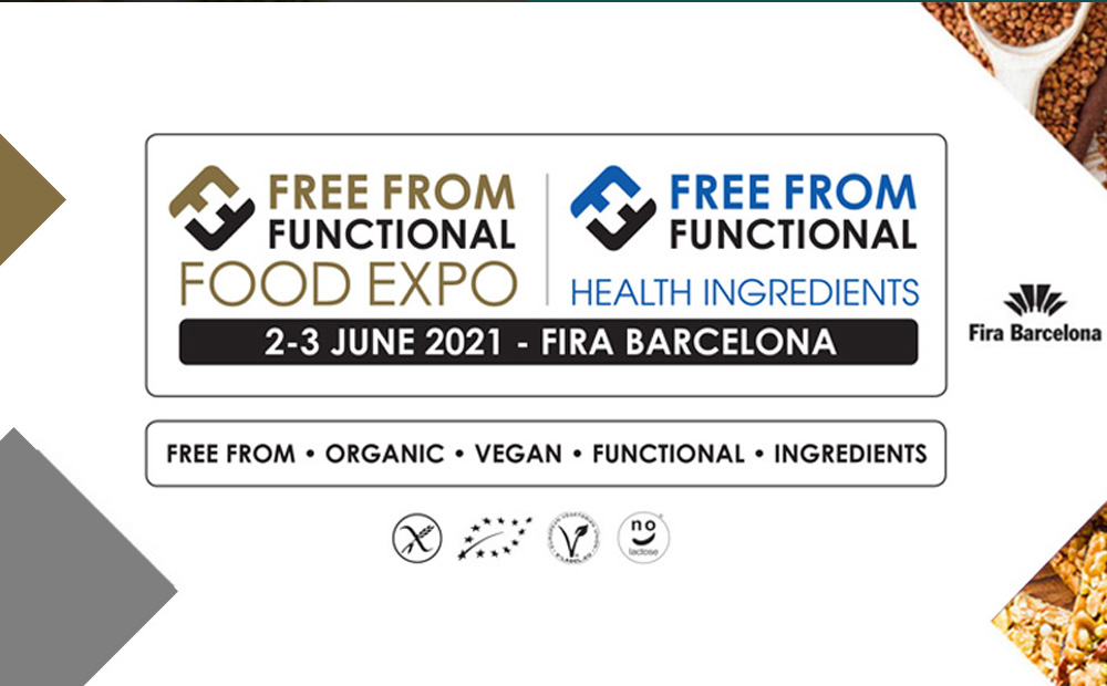 Free From Functional Food Barcelona 2021